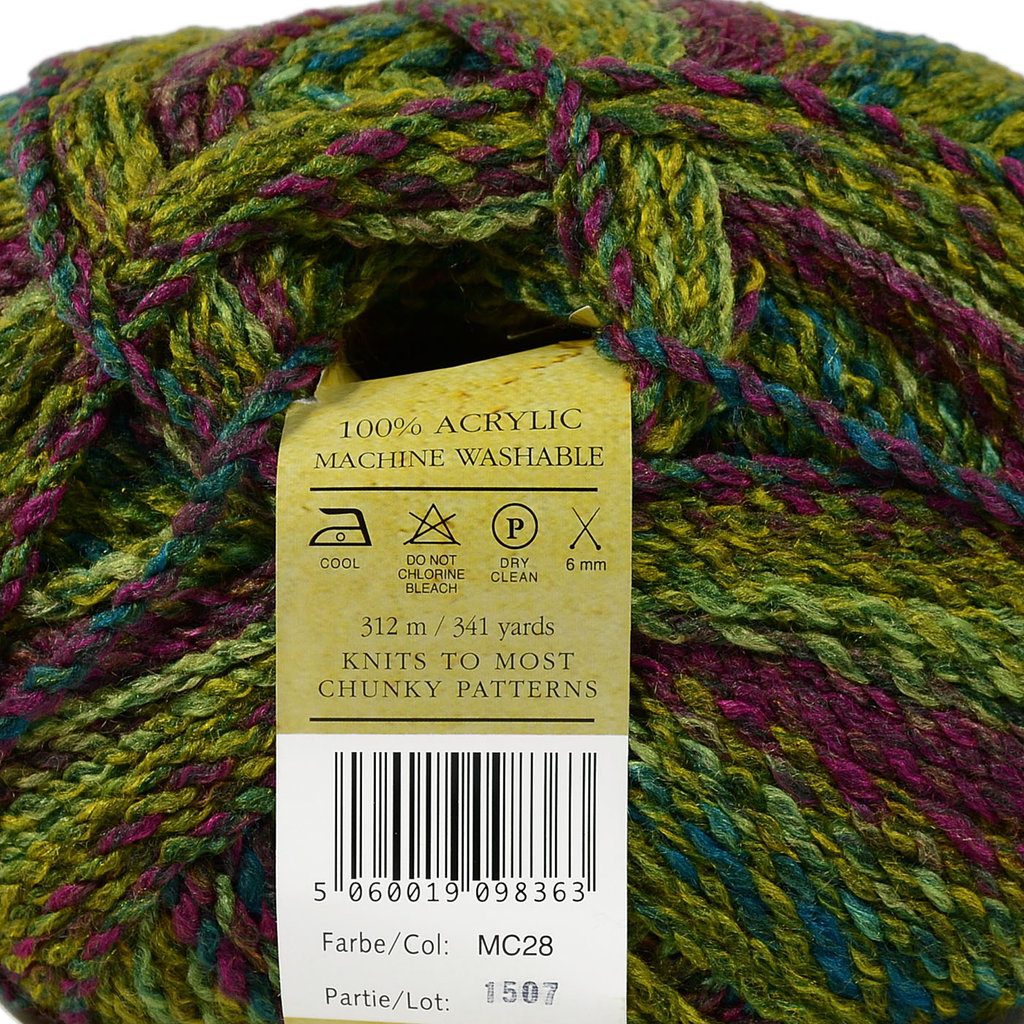 Buy James C Brett Marble Chunky Yarn Online At Athenbys Uk