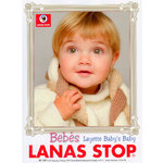 Lanas Stop Baby Knitting Pattern Book 107