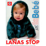 Lanas Stop Newborn Knitting Pattern Book 113