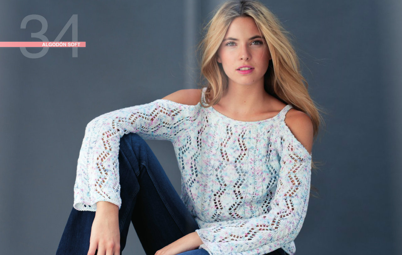 Knitting Ideas For Summer Inky Knits