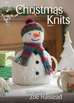 King Cole Christmas Knits 1 by Zoe Halstead