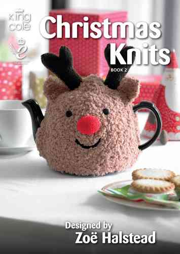 King Cole Christmas Knits 2 by Zoe Halstead