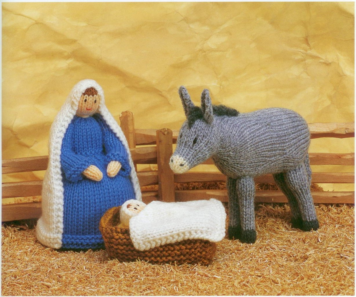 Knitting Patterns Toys Jean Greenhowe : Jean greenhowe christmas treasures knitting pattern book