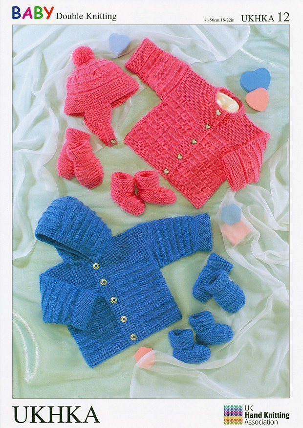 Ukhka Knitting Patterns : Ukhka knitting pattern jacket cardigan hat mittens
