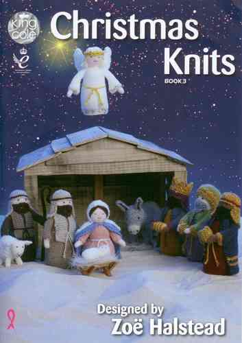 King Cole Christmas Knits 3 by Zoe Halstead