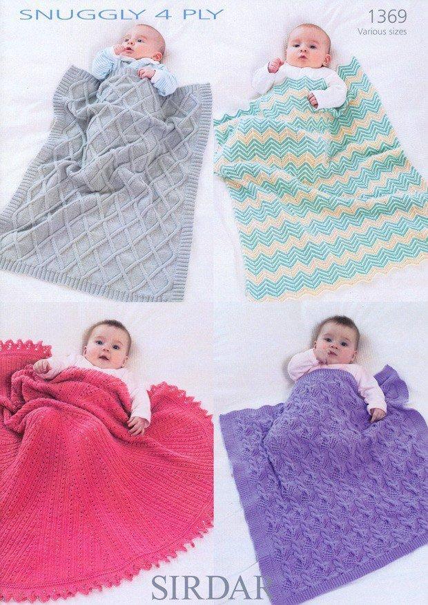 Aran Afghan Knitting Patterns Free : Sirdar 1339 Knitting Pattern Cardigans in Sirdar Supersoft Aran - Athenbys