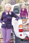 Sirdar 7300 Knitting Pattern Womens V & Round Neck Cardigans in Hayfield Colour Rich Chunky