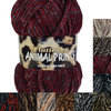 James C Brett Flutterby Animal Prints Super Chunky