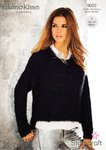 Stylecraft 9052 Knitting Pattern Ladies Sweaters in Eskimo Kisses