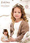Stylecraft 9168 Knitting Pattern Girls Occasions Shrugs in Eskimo Kisses and Eskimo DK
