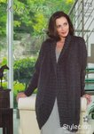 Stylecraft 8773 Knitting Pattern Ladies Jacket In Stylecraft Weekender