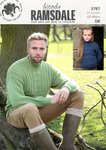 Wendy 5787 Knitting Pattern Family Guernsey Style Sweater in Ramsdale DK