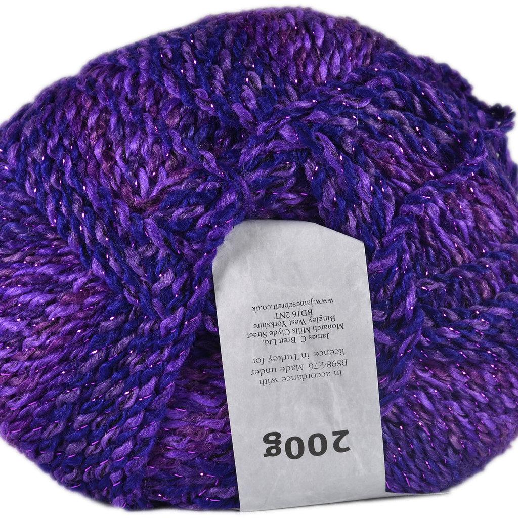 James Brett Marble Chunky Glamour Knitting Wool