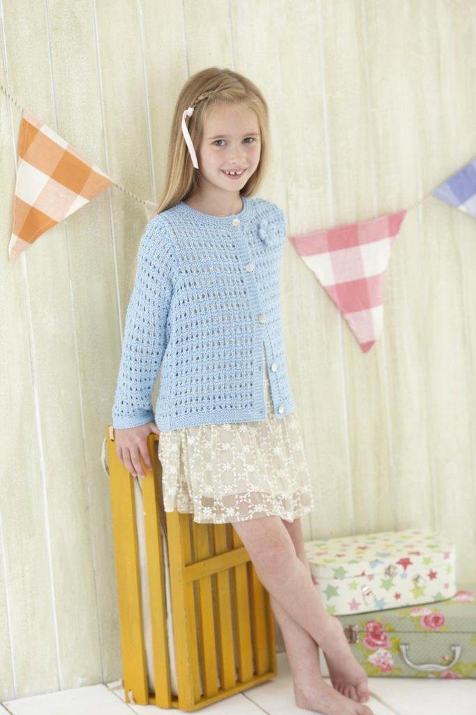 Sirdar 508 Little Cutie Pies Book 17 Designs For Children