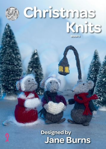 King Cole Christmas Knits 5 by Jane Burns