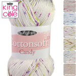 King Cole Cottonsoft Candy DK