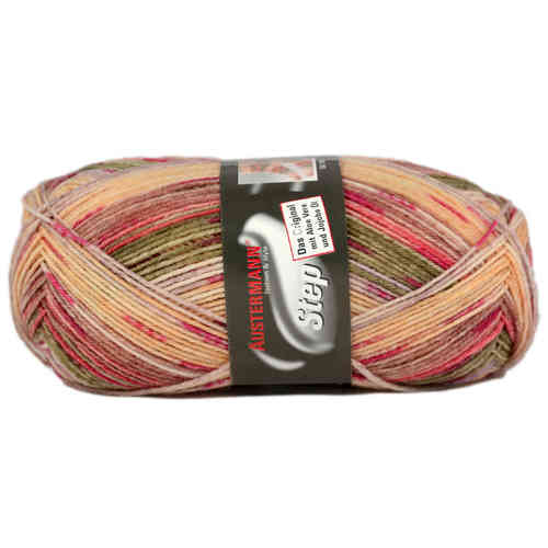 Austermann Step Multi-Colour 4 ply