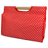 Spotty Knitting Hobby Craft Storage Bag