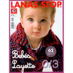 Lanas Stop Baby Knitting Pattern Book 99