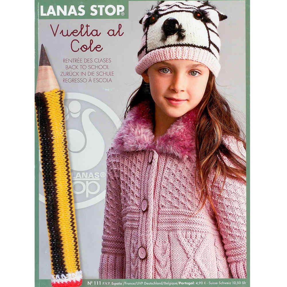 Buy Lanas Stop Childrens Knitting Pattern Book 111 Online