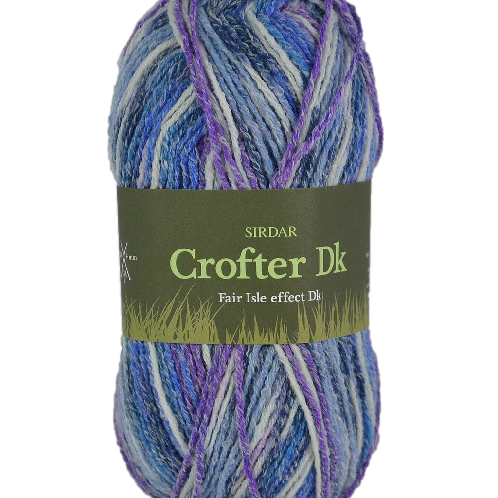 Buy Sirdar Crofter Dk Double Knit Yarn Online At Athenbys