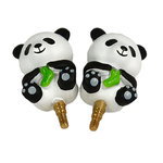 HiyaHiya Panda Li Cable Stoppers Small