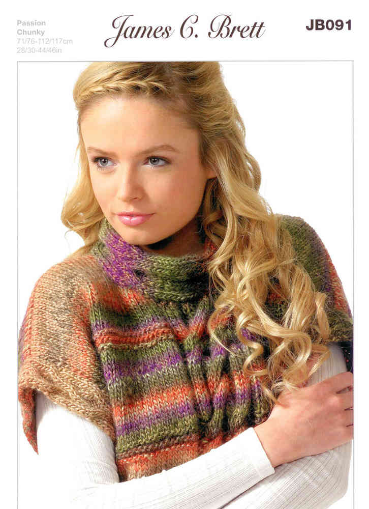 03454c0b1a98 Ladies Short Sleeve Tunic Top JB091 Knitting Pattern - Athenbys