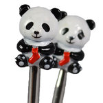 Hiya Hiya Panda Li Needle Point Protectors