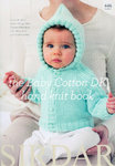 Sirdar The Baby Cotton DK Hand Knit Book 446