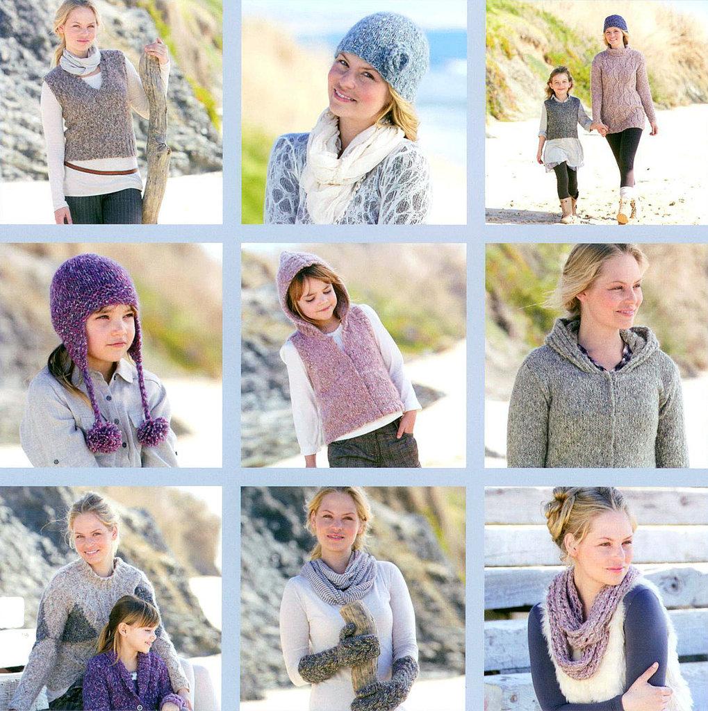 Sirdar Freya Knitting Pattern Book 452 UK