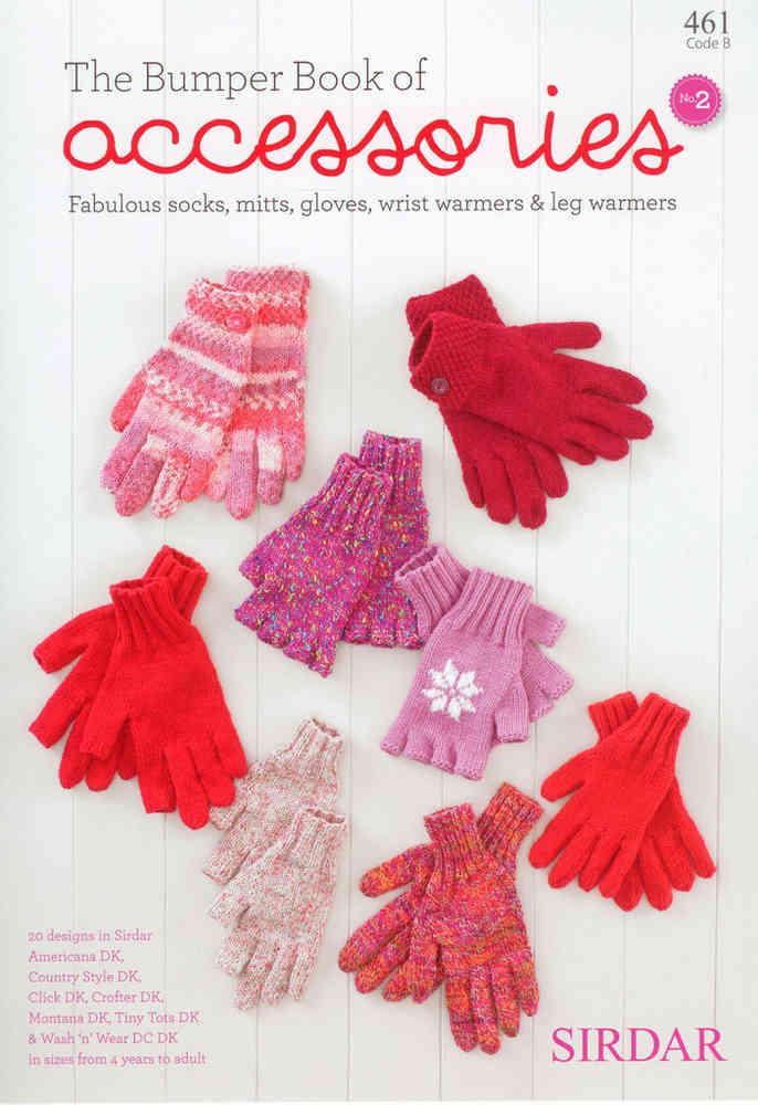 Socks Leg Warmers and Wrist Warmers in Sirdar Crofter DK 9135 Knitting Pattern