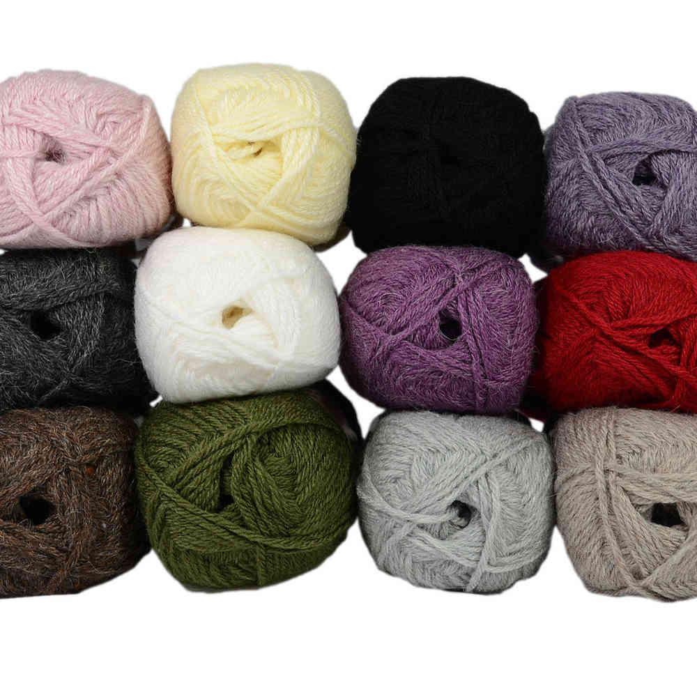 1c69a72fb219c James C Brett Aztec Aran with Alpaca Knitting Wool 100g Athenbys