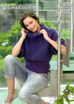 Stylecraft 8772 Knitting Pattern Ladies Sweater In Weekender