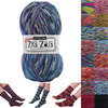 King Cole Zig Zag Sock Yarn