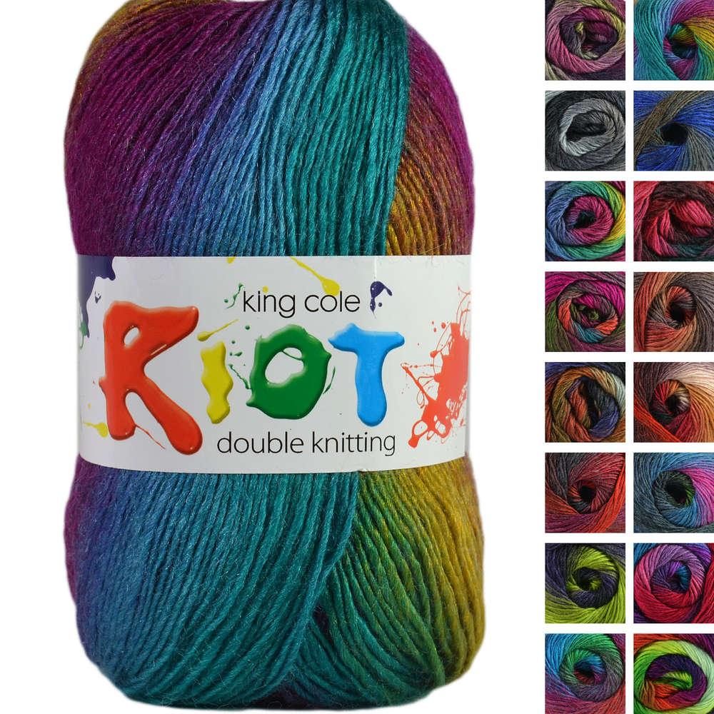 Knitting Pattern Ladies Accessories Cowl Hat Hand Warmer Shawl King Cole DK 5150