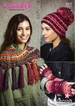Stylecraft 9303 Crochet Pattern Womens Accessories in Stylecraft Cabaret DK