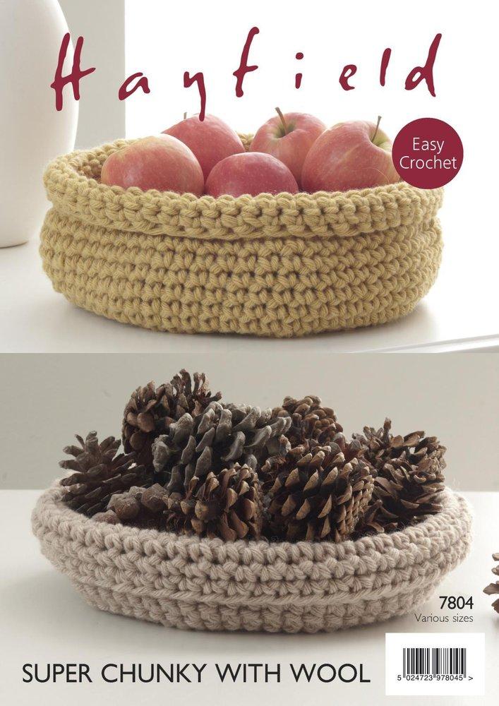 Katzenkörbchen Pixels - crochet pattern - Cats basket - Lady Dee´s ... | 1000x707