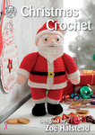 King Cole Christmas Crochet Book 2 by Zoe Halstead