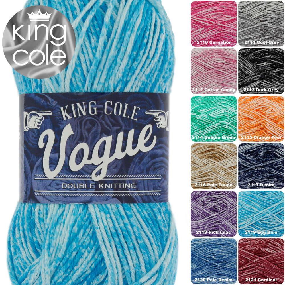 Girls Sweater /& Cardigan Double Knitting Pattern King Cole Kids Vogue DK 4462