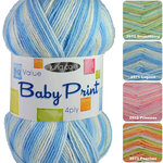 King Cole Big Value Baby 4ply Print