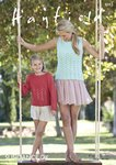 Sirdar 8143 Knitting Pattern Girls Womens Long and Sleeveless Tops in Hayfield Sundance DK