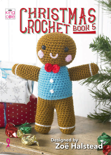 King Cole Christmas Crochet 5